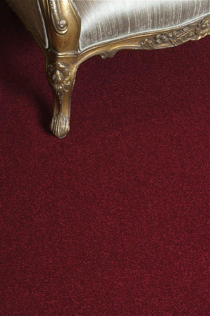 Ulster Carpets York Wilton Carpet Redcurrant