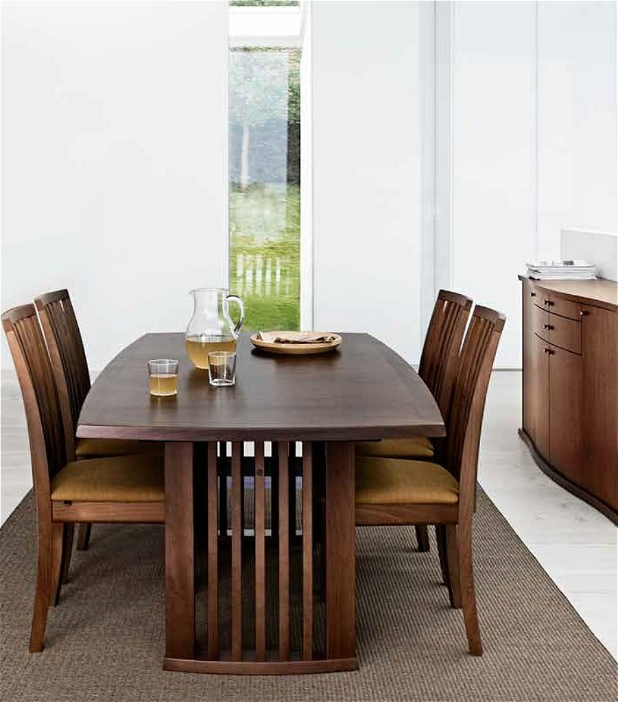 Skovby Sm19 Dining Table 66 Chair 504 Sideboard