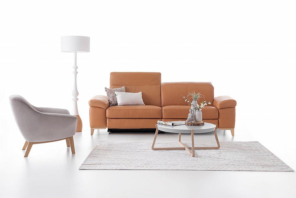 Terrific Cadini Leather Sofa Cjindustries Chair Design For Home Cjindustriesco