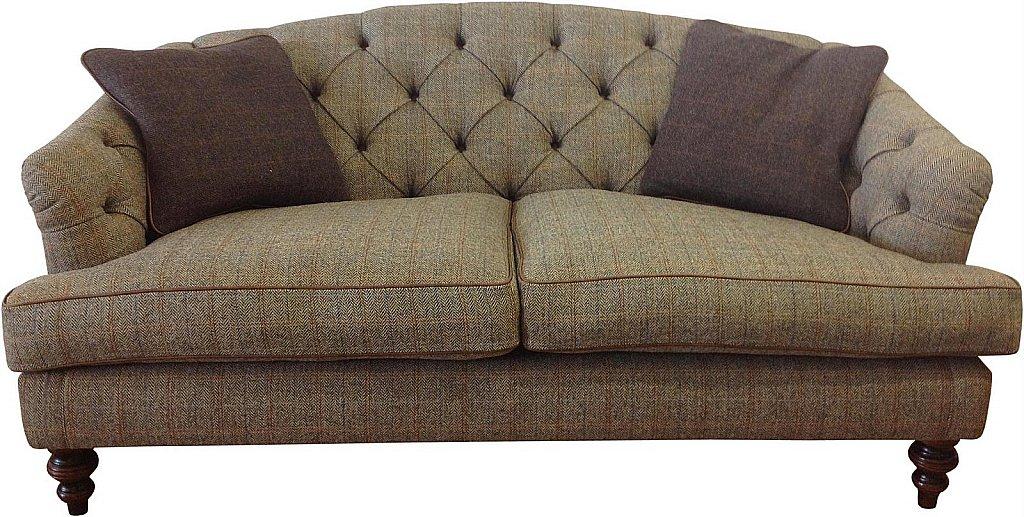 Tetrad Dalmore Harris Tweed Midi Sofa