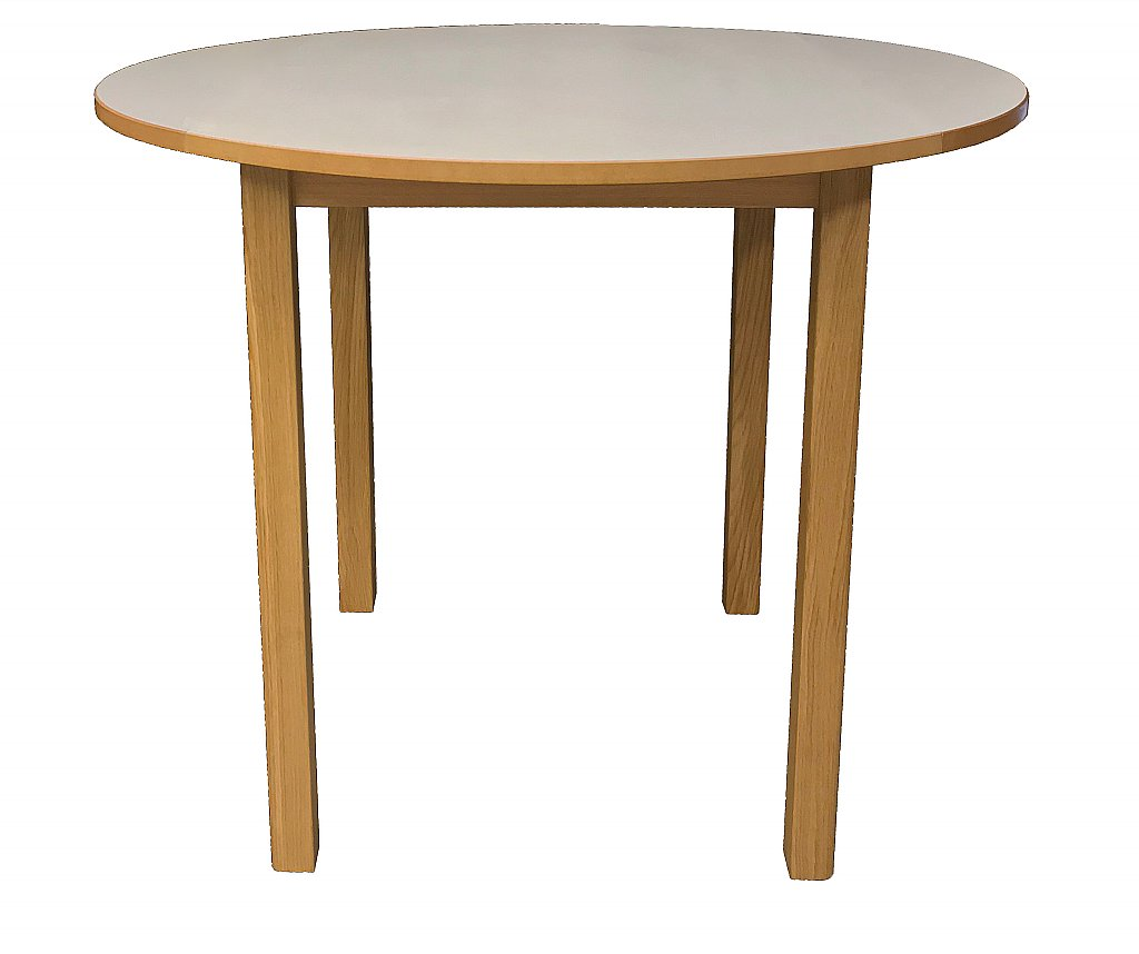 Phenomenal Dura Top Small Round Drop Leaf Dining Table Download Free Architecture Designs Pendunizatbritishbridgeorg