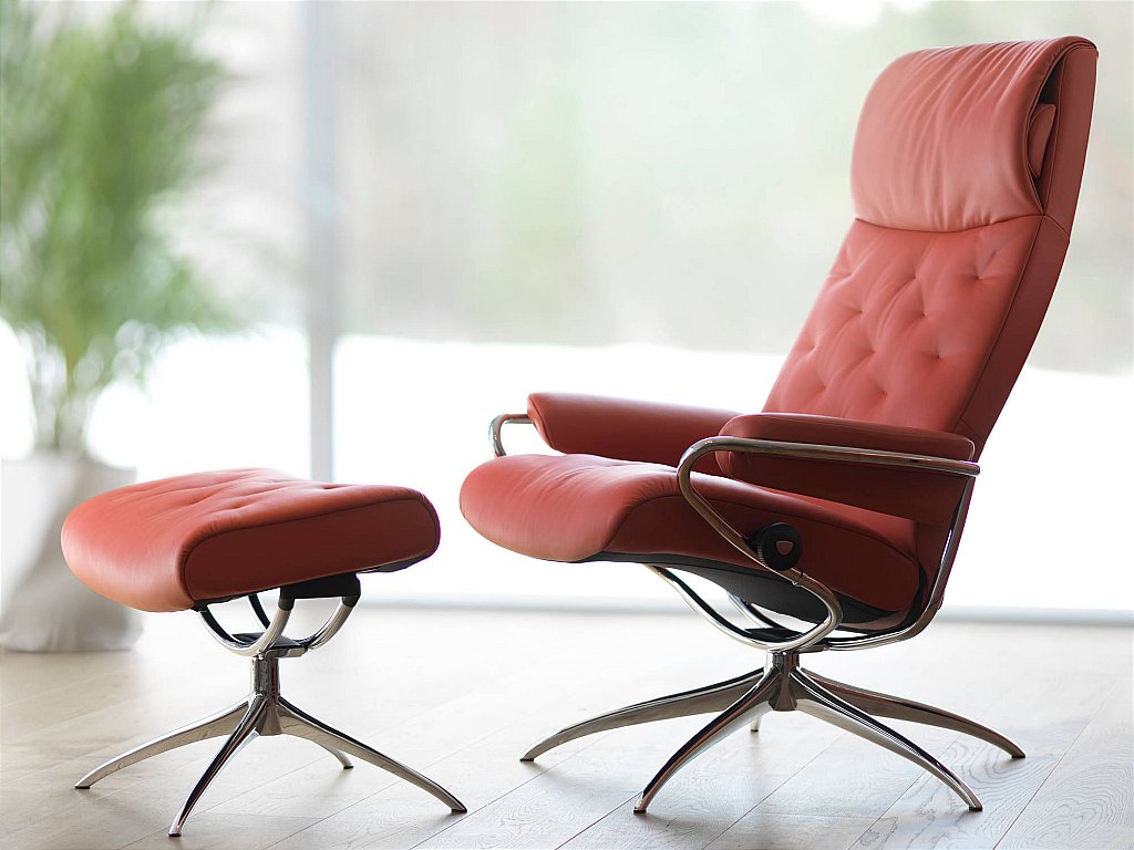 Incredible Metro High Back Star Based Chair And Footstool Alphanode Cool Chair Designs And Ideas Alphanodeonline