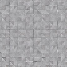 2606/Rhinofloor/Prism-Grey-Vinyl-Flooring-Contemporary-Tiles