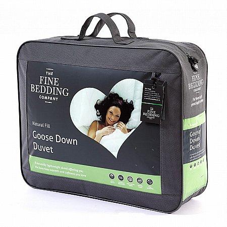 The Fine Bedding Company - Goose Down Duvet