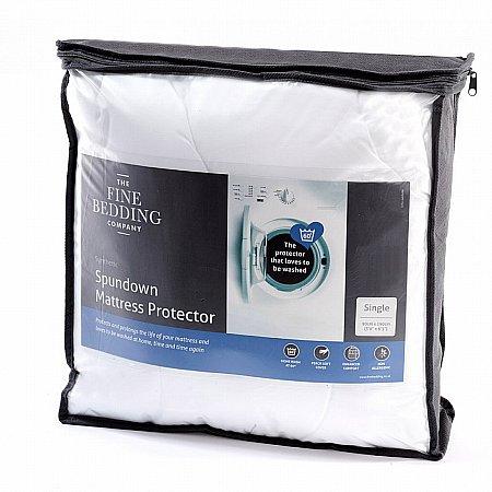 The Fine Bedding Company - Spundown Mattress Protector