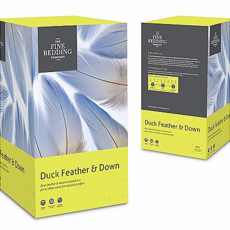 The Fine Bedding Company - Winter Duck Feather Duvet