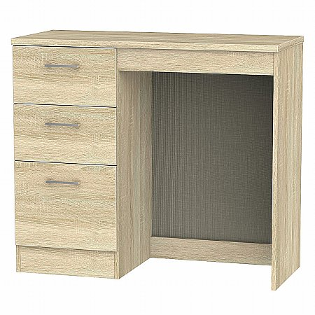 Sturtons - Stour 3 Drawer Dressing Table