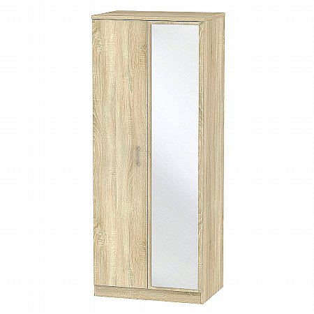 Sturtons - Stour Double Wardrobe Mirror