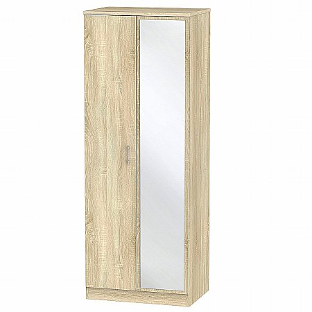 Sturtons - Stour Tall Double Wardrobe Mirror
