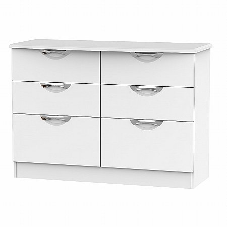 Sturtons - Hamble 6 Drawer Midi Chest