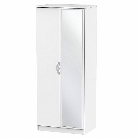 Sturtons - Hamble 2ft 6in Mirror Robe