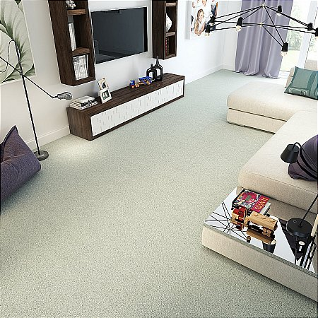 Axminster Carpets - Devonia Plains Egg Shell Carpet