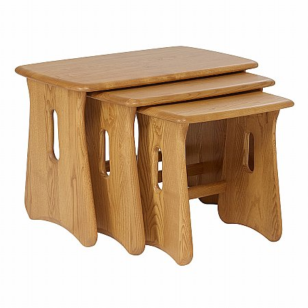 Ercol - Windsor Nest of Tables