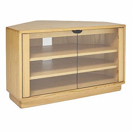 Ercol - Windsor TV Corner Cabinet