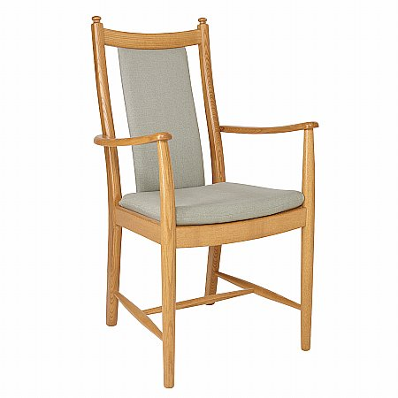 Ercol - Windsor Penn Padded Back Armchair