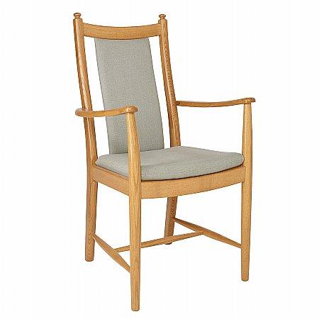 Ercol - Windsor Penn Padded Back Armchair