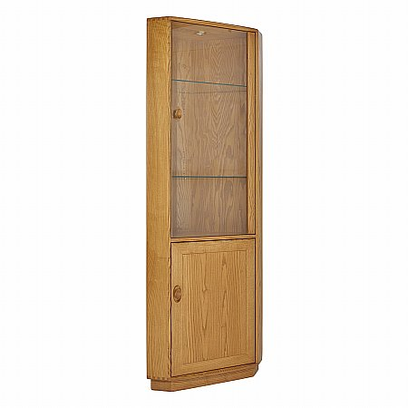 Ercol - Windsor Corner Cabinet