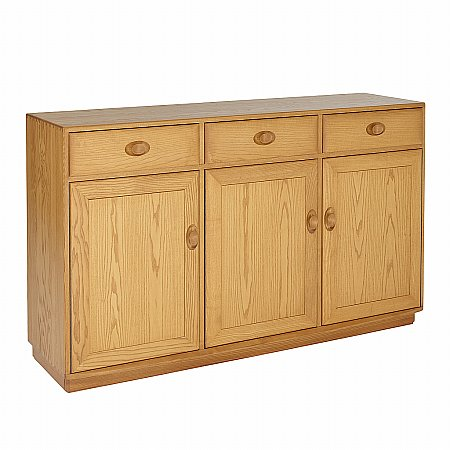 Ercol - Windsor High Sideboard