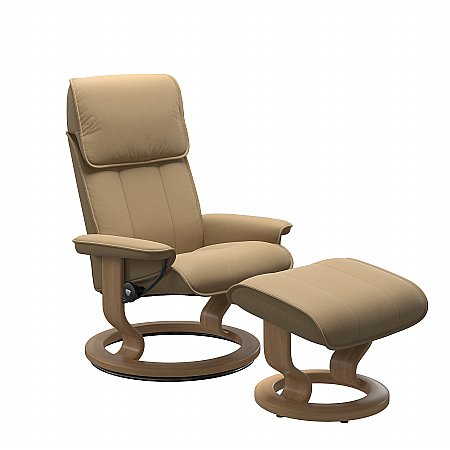Stressless - Admiral Recliner Chair